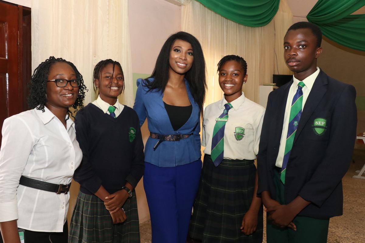 TFAA SCHOOL TOUR: SUPREME EDUCATION FOUNDATION, MAKODO, LAGOS